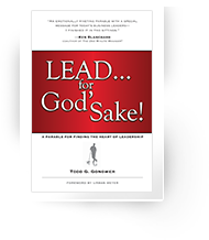 LEAD…for God's Sake!